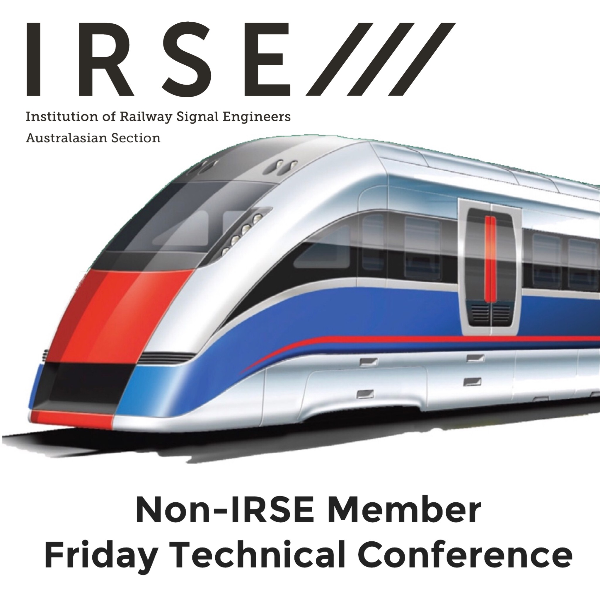 Non-IRSE Australasia Member - Friday Technical Conference