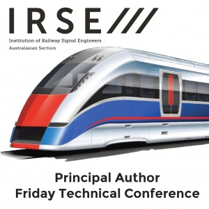 Principal Author - Friday Technical Meeting only